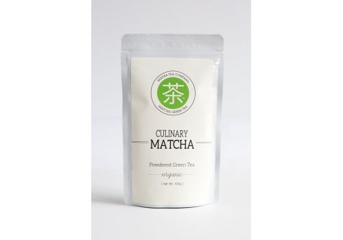 Mizuba Tea Co - Culinary Organic Mizuba Matcha Green Tea, 100g