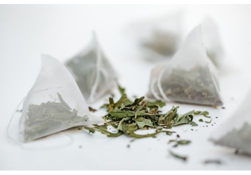 Plukt Tea - Nordic Green tea, 25 biodegradable bags